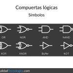 Compuertas lógicas: ¿Qué son?, ¿Cómo funcionan?, ¿Para qué sirven?