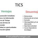 Ventajas y Desventajas de las TICS