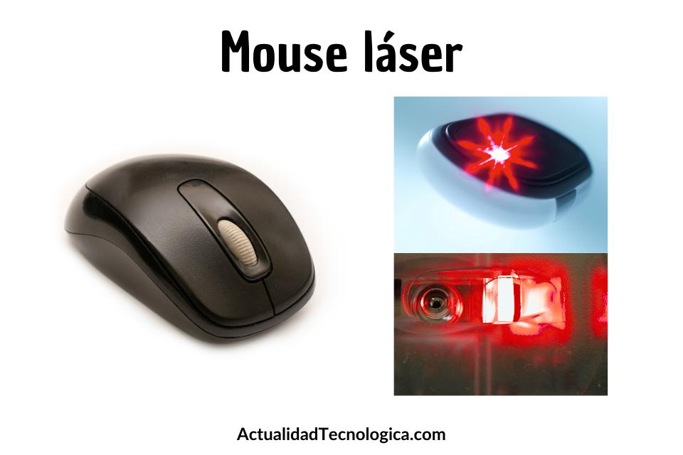 Mouse láser