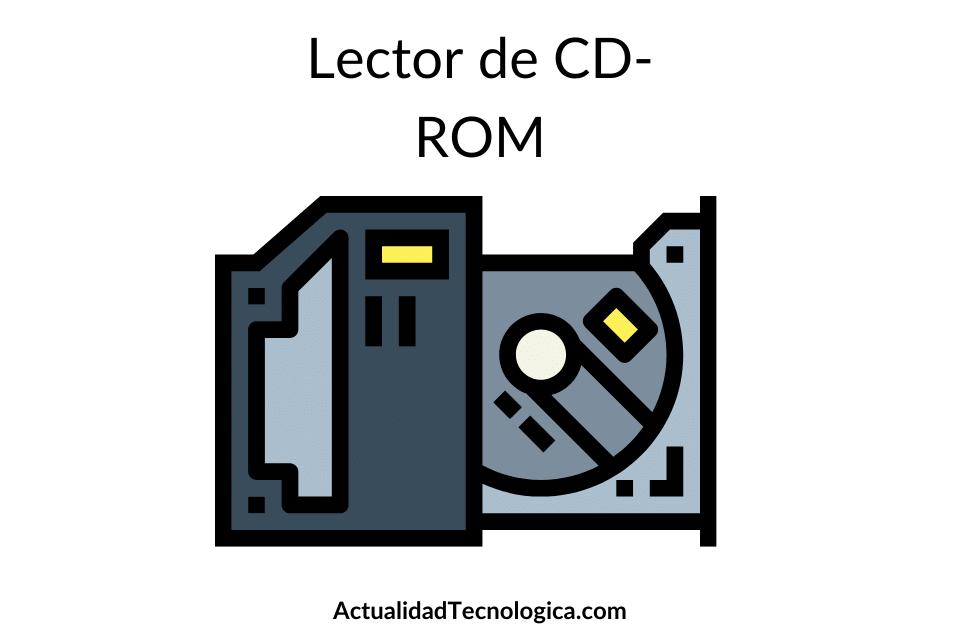 lector de cd rom